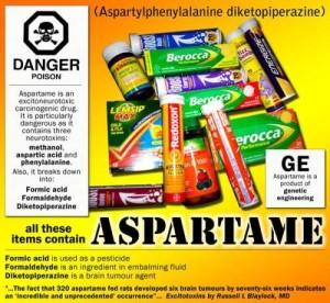 ASPARTAME - IT IS POISON