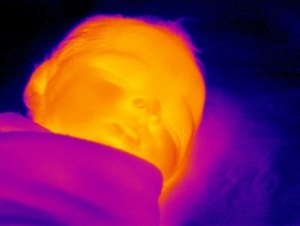 CHILD - THERMAL IMAGE
