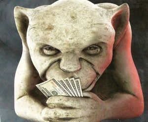 MONEY - GARGOYLE