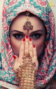 WOMEN - ORNATE, BEJEWELLED.